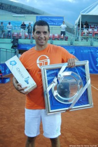 Albert Montanes took his 8th ATP Challenger title