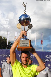 Viktor Troicki claimed his second ATP Challenger title of the season