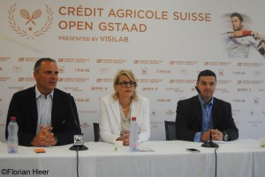 Final News Conference Gstaad