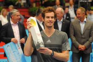 Andy Murray captured his 30th ATP title