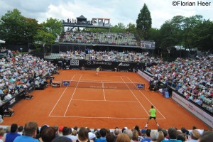 Final on clay - Centre Court in Stuttgart