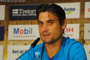 David Ferrer made it into the quarterfinal