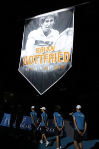 Brian Gottfried inducted to Hall of Fame (photo: Bildagentur Zolles KG)