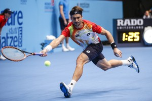 David Ferrer during the final (photo: Emotion/Bildagentur Zolles KG)