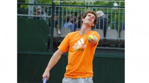 Andy will serve in Vienna