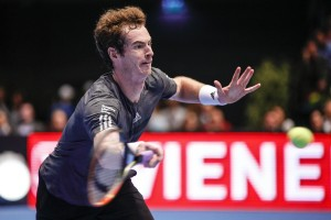 Andy Murray with good return games in the final (photo: Emotion/Bildagentur Zolles KG)