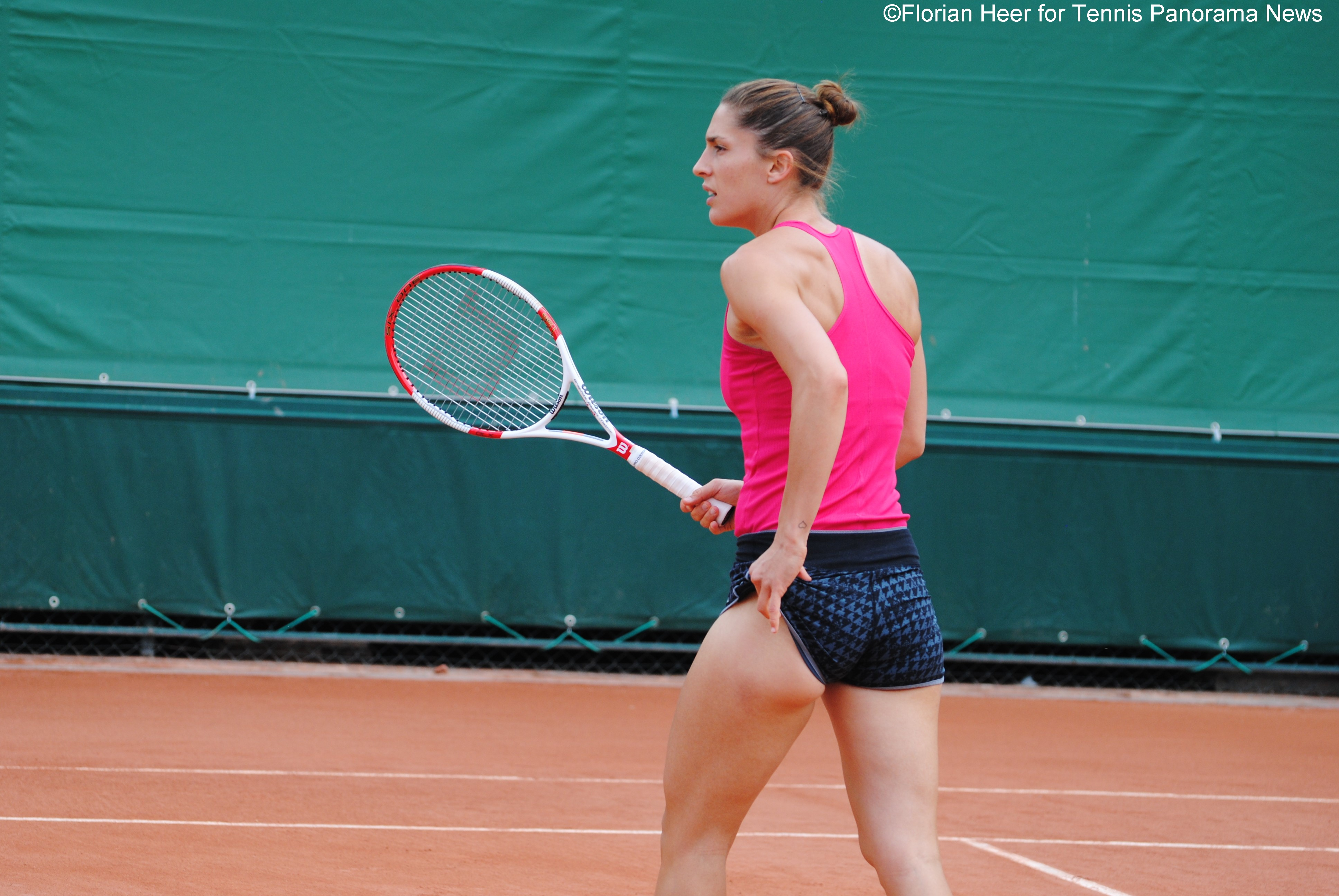 Andrea Petkovic Andrea Petkovic up to date information