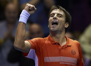 Tommy Robredo has reached his fourth semi-final of the season
