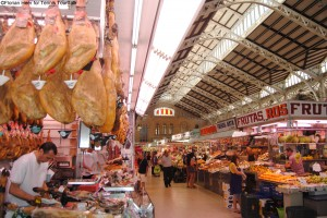 Mercado Central - one of the oldest markets still running in Europe