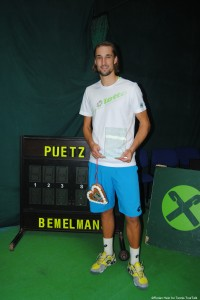 Ruben Bemelmans champion of the 18th edition of the Bauer Watertechnology Cup