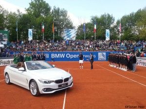 Singles Ceremony at BMW in 2014