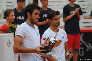 Leonardo Mayer captured his very first title on the ATP World Tour