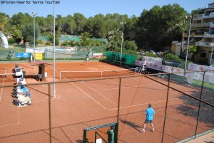 One of 32 ITF Pro Circuit Events, which took place in Spain in 2014, is the tournament in Paguera in February