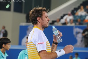 Today Stan Wawrinka was without any chance against the world number one