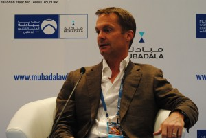 IMG event organisers were satisfied with the past three days in Abu Dhabi