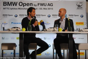 Tommy Haas wants to be back on the Tour as soon as possible