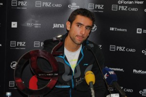 Marin Cilic took the title in Zagreb in 2014