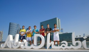 "The ""Super Six"" have come to Abu Dhabi"