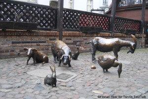 Monument of Remembrance of Animals for Slaughter