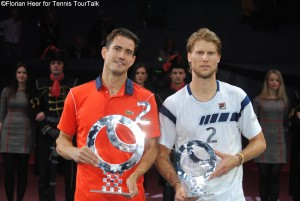 Garcia-López defeated Seppi for the firs time on the ATP Tour