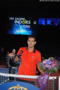 Garcia-López gained his fourth ATP career title