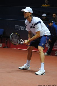 Andreas Seppi reached the semi-finals in Zagreb