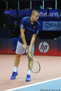 Mikhail Youzhny lost to Baghdatis for the third time