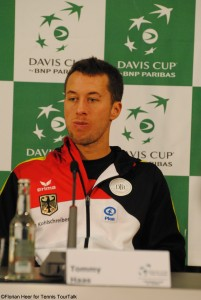 Philipp Kohlschreiber is Germany's top-ranked player