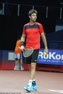 Marcel Granollers reached his first semi-final of the season