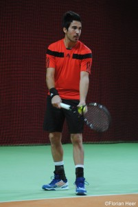 Yann Marti lost in QF in Trimbach to Johannes Haerteis