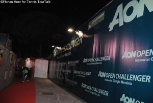 The AON Open Challenger in Genova takes place in September