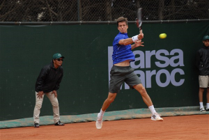Aljaz Bedene battled through the qualifying and entered the main draw (photo: GP Hassan II)