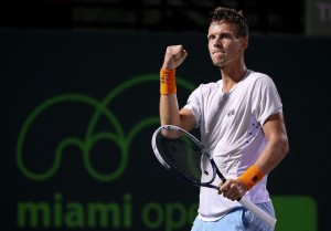 Tomas Berdych will take on Murray for the twelfth time - H2H: 6-5 (photo: Miami Open)