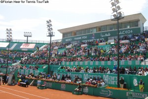 Centre Court during the final in 2014