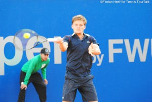 David Goffin beat Simone Bolelli for the first time