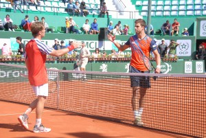 Gimeno-Traver beat Vesely for the second time after Moscow 2014 (photo: GP Hassan II)