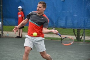 Vincent Millot is currenly ranked on 220th position (photo: Tallahassee Challenger)