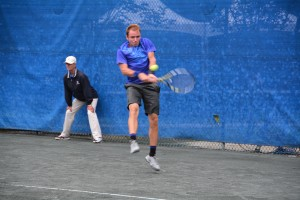 Bjorn Fratangelo advanced to second round in Tallahassee (photo: Talyor Crosby)