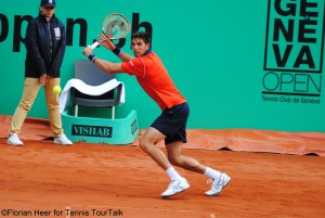 Federico Delbonis has reached his first semi-final of the season on ATP World Tour level