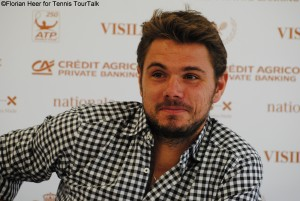 Stan Wawrinka will play in Gstaad 2015
