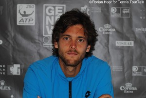 Joao Sousa is looking to capture his second career title