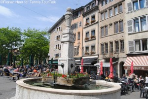 Place Bourg-de-Four
