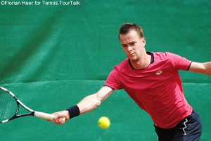 Jan Satral also wants to capture the singles title in Most