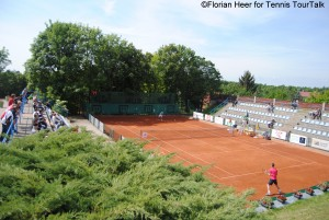 Centre Court at TK Most