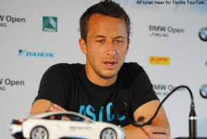 Disappointed after the final, but happy with the week - Philipp Kohlschreiber