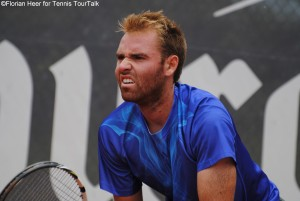 Bjorn Fratangelo will try to gain his first match win over Alex Zverev