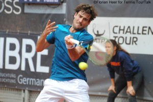 Guido Pella captured the ATP Challenger Tour Finals crown in 2013