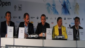 Final press conference in Munich on Sunday morning