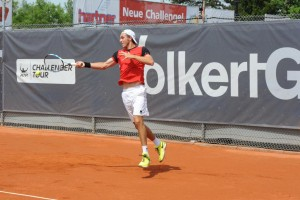 Jan-Lennard Struff made a first step in order to defend his title in Heilbronn