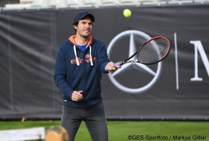 Tommy Haas wants to return to the tour in Stuttgart